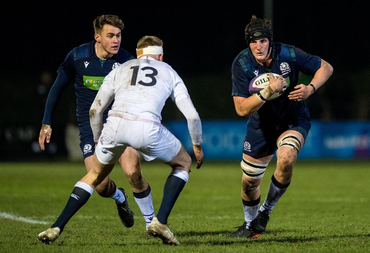 Former pupils star for Scotland in U20 Six Nations