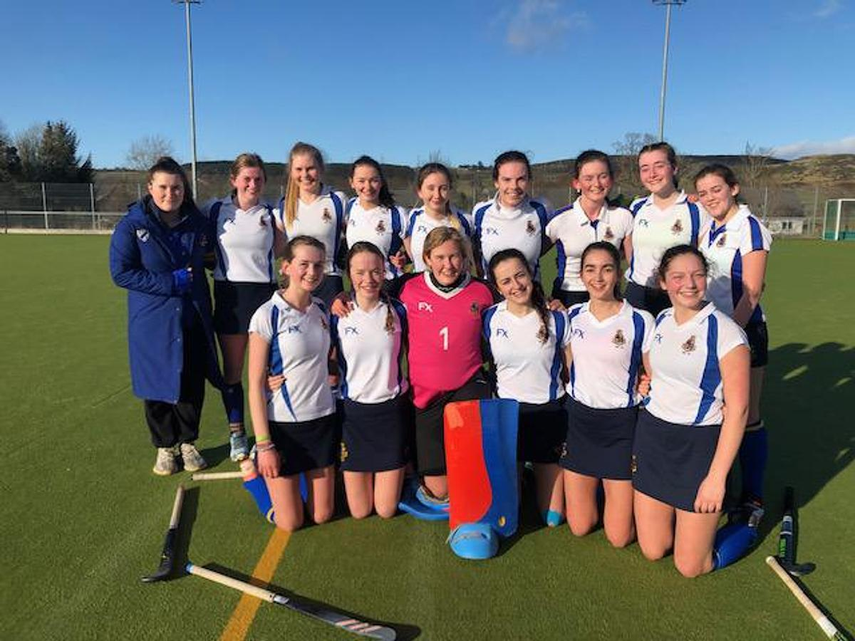 Strathallan declared Joint Winners of both the Girls' Cup and Boys' Bowl