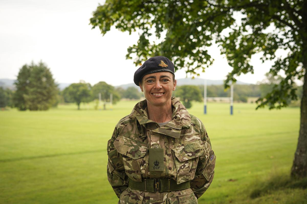 Introducing our new CCF Contingent Commander